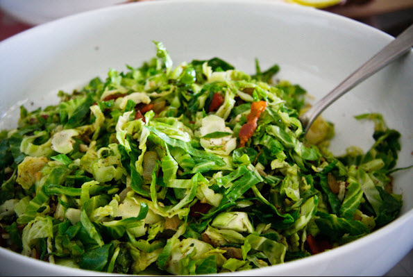 Brussel Sprouts plus