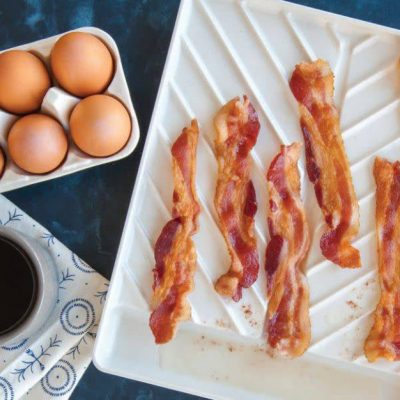 How to Microwave Bacon