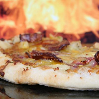 Pizzacraft Pizza Stone & Bacon Pizza Recipe!