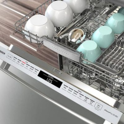 quietest dishwasher bosch